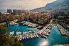 City by the sea.... (Dafydd Penguin) Tags: monaco city principality kingdom prince grace kelly font fontvieille marina mediterranean grand prix formula one urban cityscape boats harbour harbor port dock quay quayside water town district parorama view leica m10 elmarit 21mm f28