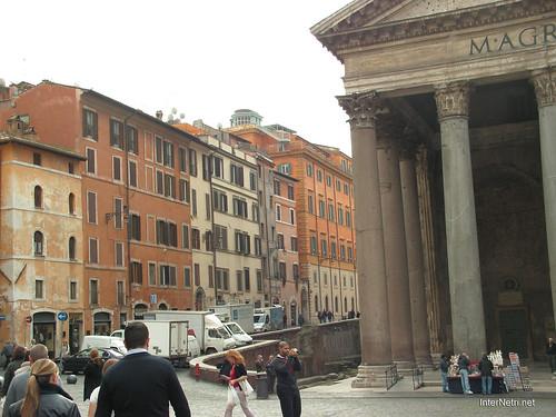 Пантеон, Рим, Італія InterNetri Italy 115