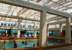 Solarium pool, Rhapsody of the Seas (Hear and Their) Tags: ybor channel tampa florida cruise ship boat