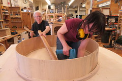 Creating the Art Float - Tam Makers - April 2018 - Photo - 11