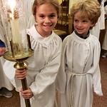 Everett's First Day Altar Serving thumbnail
