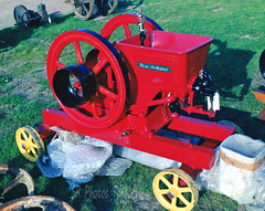 New Holland Stationary Engine (SR Photos Torksey) Tags: vintage classic stationary engine barn machinery farm new holland