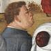 CARPACCIO Vittore,1514 - La Prédication de Saint Etienne à Jérusalem (Louvre) - Detail 103