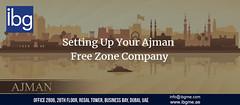 Ajman Freezone Company setup (ibgme) Tags: ajman freezone company setup