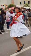 Festival de los colores (sebcastillo) Tags: festival chile bailes tipicos norte antofagasta bolivia tinku morenada caporales