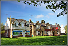 Newnham (Jason 87030) Tags: green village shop local people store pub romerarms newnham uk england scene stone architecture buildings northants northamptonshire morning sunny light ilce unitedkngdom greatbritain publichouse april 2018 new
