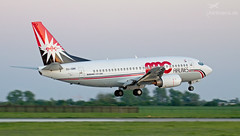 SU-GBK AMC Airlines Boeing 737-566 (airliners.sk, o.z.) Tags: sugbk amc airlines boeing 737566 airlinerssk bts bratislava btslzib b737 mrstefanik lzib lzibbts airport