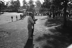 (bearfoxwolfdeer) Tags: masterstournament golf masters film 35mm streetphotography augusta augustaga georgia kodak trix400 pushedfilm blackandwhite