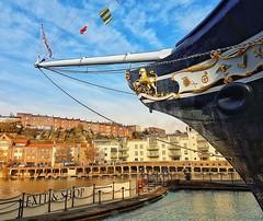 Bristol SS Great Britain (Big Malks) Tags: bristol ship great britain steamship brunel docks museum