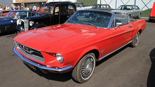 1970 Ford Mustang WCR 343J