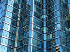 Building, Toronto, Ontario (duaneschermerhorn) Tags: architecture building skyscraper structure highrise architect modern contemporary modernarchitecture contemporaryarchitecture reflection reflective reflectivebuilding glass windows glassclad mirror distortion