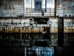 DecayMirror.jpg (Klaus Ressmann) Tags: klaus ressmann omd em1 abstract fbordeaux spring submarinebase cityscape decay design flicvarious klausressmann omdem1