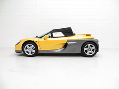 1998 Renault Sport Spider (KGF Classic Cars) Tags: kgfclassiccars renaultsport renault rhd spider lhd uk roadster genevamotorshow alpine dieppe aluminium spaceframe recaro motorsport jasonplato chassis limitededition oneof100 sport 2seater fun