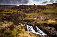 Ramshackle (Phil-Gregory) Tags: natrural naturalphotography naturephotography nationalpark countryside countrylife wales snowdon snowdonia water colour sky ruin nikon d7200 wideangle ultrawide tokina 1120mmproatx11 1120mm