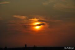 Небо Захід сонця InterNetri Ukraine  06