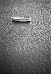 48 (Dan_jOnEs18) Tags: tmax400 kodak film staybrokeshootfilm filmisnotdead filmcommunity filmphotography blackwhite whiteandblack blackandwhite bnw canonae1program 35mm 50mm 35mmfilm boat negativespace water hc110 monochrome
