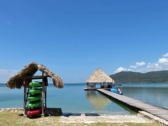 FLORES, GUATEMALA - Peten Itza lake/ ФЛОРЕС, ГВАТЕМАЛА - озеро Петен-Итца (El Ruso AG) Tags: гватемала гватемальский guatemala guatemalan guatemalteco centralamerican centralamerica centroamerica центральнаяамерика центральноамериканский озеро петен флорес lago lake lagoon laguna patenchel peten flores