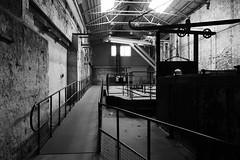 Monochrome Factory (John of Witney) Tags: monochrome blackandwhite industrial chathamhistoricdockyard chatham kent