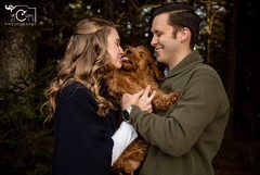 Ella's adorable Wells with his new family!