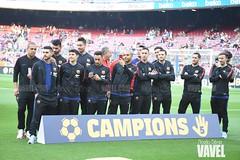 DSC_0740 (VAVEL España (www.vavel.com)) Tags: fcb barcelona barça blaugrana culé azulgrana villarreal submarino amarillo liga campeones pasillo iniesta fútbol primera