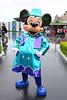 Mickey Mouse (sidonald) Tags: tokyo disney tokyodisneyland tdl tokyodisneyresort tdr greeting ディズニーランド グリーティング mickeymouse mickey ミッキー raincoat rainyday