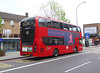 SLN 13063 - BF15KGP - OSR - A2 NEW CROSS ROAD - FRI 11TH MAY 2018 (Bexleybus) Tags: stagecoach london a2 new cross road adl dennis enviro 400 mmc volvo hybrid tfl route 53 13063 bf15kgp