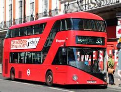 Stagecoach London - LT463 - LTZ1463 (Waterford_Man) Tags: stagecoachlondon lt463 ltz1463 hybrid wrightbus nrm