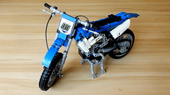 WINNER 7045 (Cross Country Motorcycle - Assembly Instructions) (hajdekr) Tags: lego buildingblocks assemblyinstructions guide buildingguide tuto tutorial tip help tips stepbystep inspiration design manual instruction instructions toy model buildingbricks bricks brick builder buildingtoy chinese technic motorcycle motorbike set wheel bike ride fake engine motor winner lepin winner7045 china crosscountry cross country terrain 7045 dirtbike preview prosandcons pros cons decision legotechnic howto