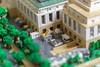 01 - NMNH Dumpsters (wrtyler) Tags: lego architecture nationalmuseumofnaturalhistory nmnh nationalmall washingtondc micro microscale brickslopes