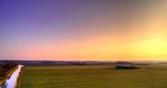 At the end of the day. (Alex-de-Haas) Tags: oogvoornoordholland dji dutch fc6310 holland nederland nederlands netherlands noordholland aerial aerialphotography air boerenland drone farmland landscape landschaft landschap lucht meadows skies sky sundown sunset weilanden winter zonsondergang oudkarspel nl