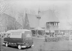 Zwolle Villa Hofvliet (Rolf Koster) Tags: paper negative 5x7 13x18 zwolle largeformat large blackandwhite bw industar 210mm