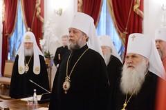15. Заседание Священного Синода РПЦ 14.05.2018