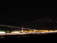 air traffic control (hofgrenanthony) Tags: getolympus olympus mzuiko 1240pro atlantaairport airtraffic lighttrails