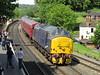 37688 on the Bewdley - Kidderminster Shuttle at Severn Valley Railway Summer Diesel Gala 17/05/2018 (37686) Tags: severn valley railway summer diesel gala 17052018 37688 bewdley kidderminster shuttle