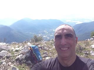 19/05/2018 - Escursione in solitaria nel meraviglioso Parco Regionale dei Monti Ausoni e Lago di Fondi, tra Sonnino e Terracina (LT)