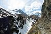 The path (Conrad Zimmermann) Tags: 2018 hiking landscape montagne mountain nature paysage printemps randonnée saison season spring suisse switzerland zermatt wallis ch