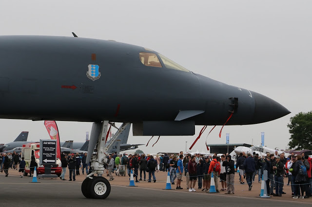 世界最大の軍用機の祭典「ロイヤル・エアタトゥー」観覧ツアー