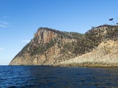 Sea cliffs (Baractus) Tags: sea cliffs john oates bruny island tasmania australia pennicott wilderness journeys cruise inala nature tours