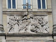 Bas relief, Musée d'Aquitaine, Bordeaux, France (Paul McClure DC) Tags: bordeaux france gironde july2017 nouvelleaquitaine historic architecture sculpture