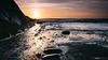 Algorri (jdelrivero) Tags: agua mar geologia costa rocas guipuzkoa olas zumaia elementos playa geology beach elements sea euskadi españa es