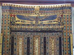 Inlaid Chair (Aidan McRae Thomson) Tags: tutankhamun cairo museum egypt ancient egyptian