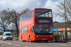 Coakley, Bellshill LX51FKO (busmanscotland) Tags: coakley bellshill lx51fko lx51 fko dennis trident alexander alx400 stagecoach fife east scotland london rennies 17444 tas444
