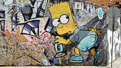 Olhão 2017 - Graffito de Sen 05 (Markus Lüske) Tags: portugal algarve ria riaformosa olhao olhão graffiti graffito kunst art arte wandmalerei street streetart urbanart urban lüske lueske mural muralha