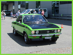 Opel Manta A (v8dub) Tags: opel manta a schweiz suisse switzerland bleienbach german gm pkw voiture car wagen worldcars auto automobile automotive youngtimer old oldtimer oldcar klassik classic collector