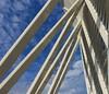Líneas (Iris_14) Tags: architecture arquitectura valencia lines diagonal geometry calatrava santiagocalatrava españa spain ciudaddelasartesylasciencias