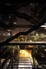 2018-04-FL-183768 (acme london) Tags: barcelona corridor fira hotel hotelcorridor jeannouvel landscape lighting renaissancehotelfira spain stairs