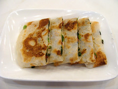 Pan Fried dry Scallops and Chives Crepes (knightbefore_99) Tags: dimsum chinese tasty cantonese awesome food lunch work newstarlet kingsway pan fried crepes chives scallops delicious best