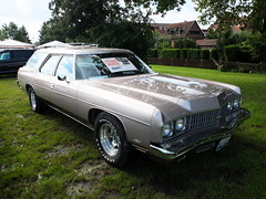 Chevrolet Impala Station Wagon 1973 (Zappadong) Tags: chevrolet impala station wagon 1973 bleckede 2017 zappadong oldtimer youngtimer auto automobile automobil car coche voiture classic classics oldie oldtimertreffen carshow