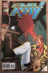 The Ray #16 (sheriffdan10) Tags: comics superherocomics comicbooks dccomicbooks dc comic books theray ray magazinecover covers