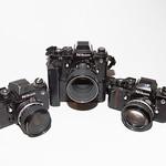 3 Nikon F3's thumbnail